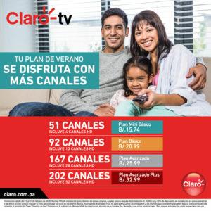 PROMOCIONES DE CLARO